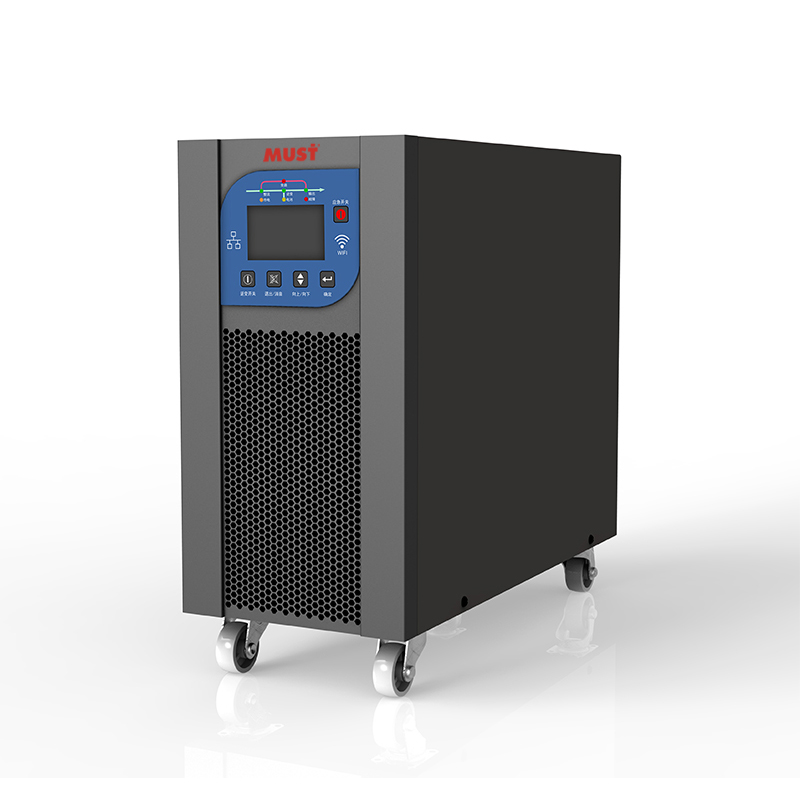 EH9115 Series Low Frequency Single Phase (1/1) Online UPS (2-30KVA)