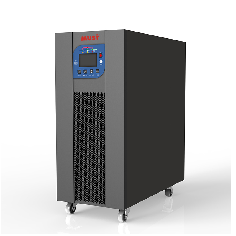 EH9115 Series Low Frequency Three Phase (3/3) Online UPS (6-60KVA)
