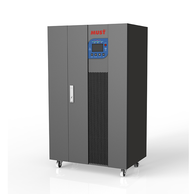 EH9115 Series Low Frequency Three Phase (3/3) Online UPS (80-200KVA)