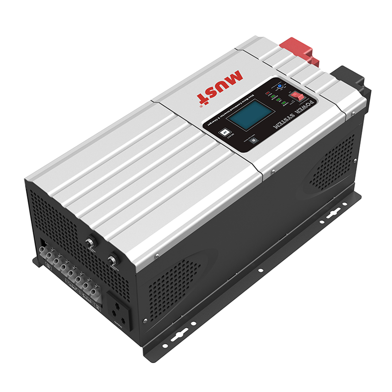 EP3000 LV Series Low Frequency Pure Sine Wave Inverter (1-4KW)