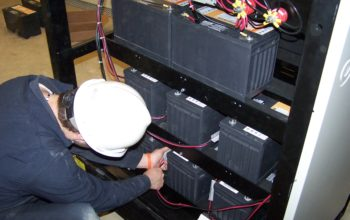 UPS power supply fault analysis