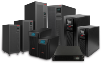 What should I do if the communication UPS power system fails?