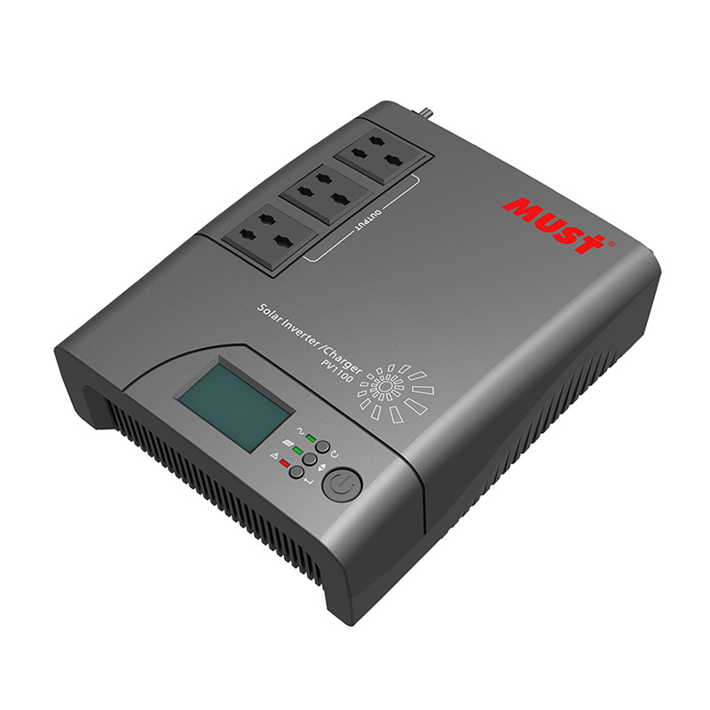 PV1100 Plus Series High Frequency Off Grid Solar Inverter (1.2-2.4KVA)