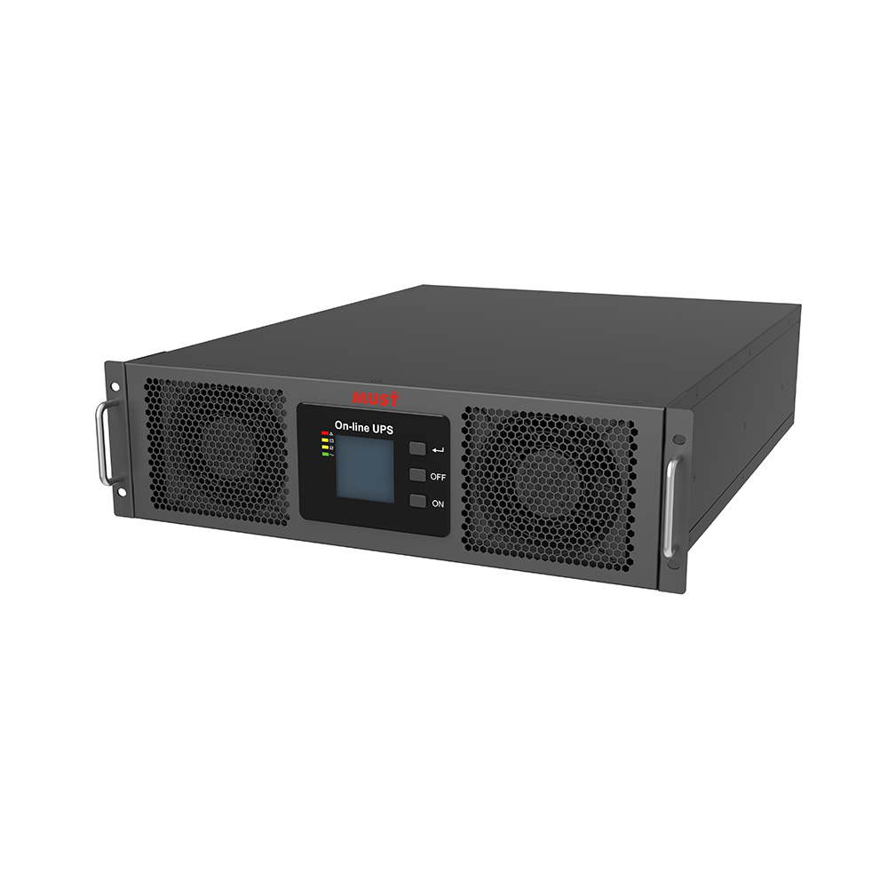EH9335 Rack Mount Series High Frequency Online UPS (10-40KVA)